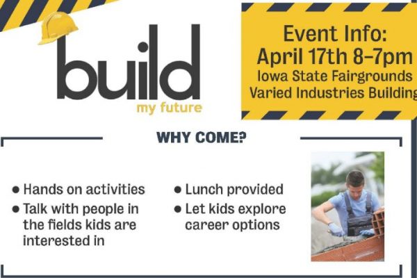 Skilled Trades Event for Students Grades 9-12 OPEN TO THE PUBLIC!